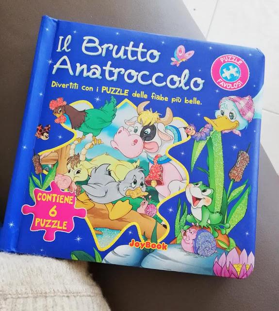 IL BRUTTO ANATROCCOLO: libro e puzzle per divertirsi