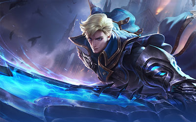 mobile legends alucard fighter