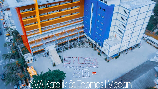 Gambar SMA Katolik St. Thomas 1 Medan
