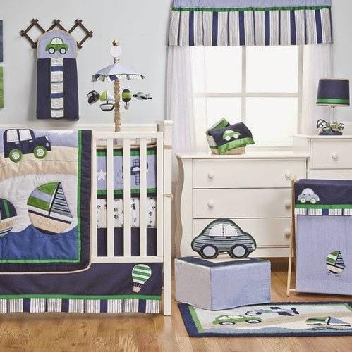 Fotos de dormitorios para beb s varones dormitorios - Decoracion de habitaciones de bebes varones ...