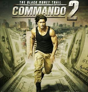 مشاهدة فيلم Commando 2 2017 مترجم