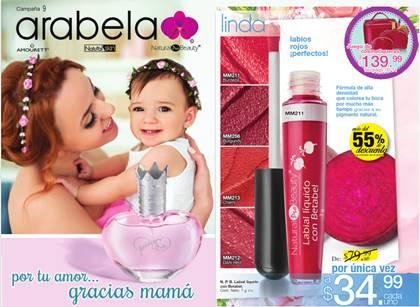 arabela catalogo campaña 9 2017 mama