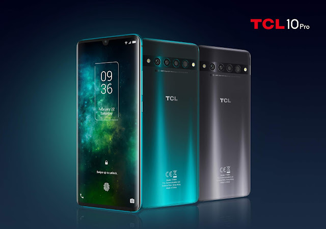 TCL Expands Smartphone Portfolio with 10-Series Lineup, Offering Affordable Options for 5G and Premium Display Technology