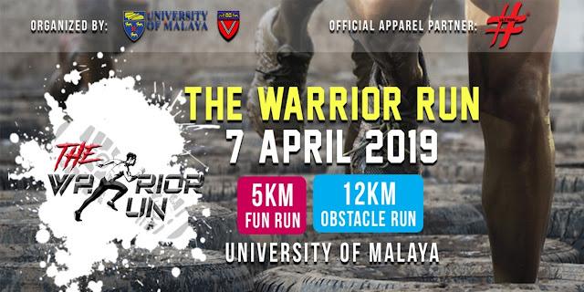 The Warrior Run 2.0 2019