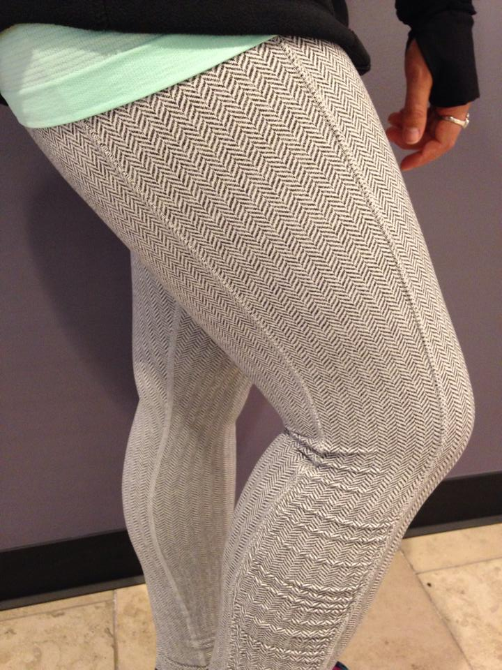 lululemon herringbone turn around tights