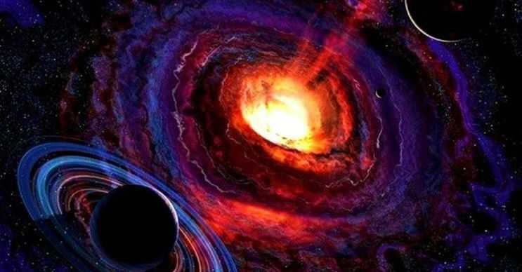 Süper kütleli bir kara deliğin güneş sistemimize girme olasılığı, yıldız kaynaklı kara deliğe göre daha düşüktür.