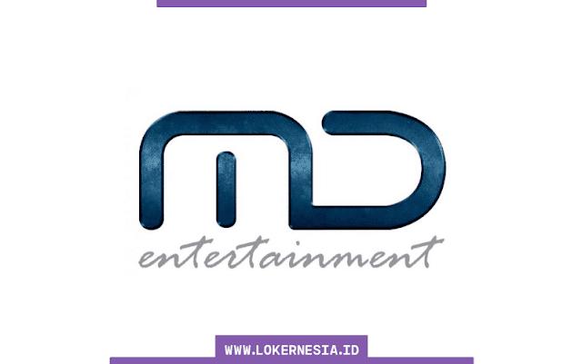 Lowongan Kerja MD Entertainment April 2021