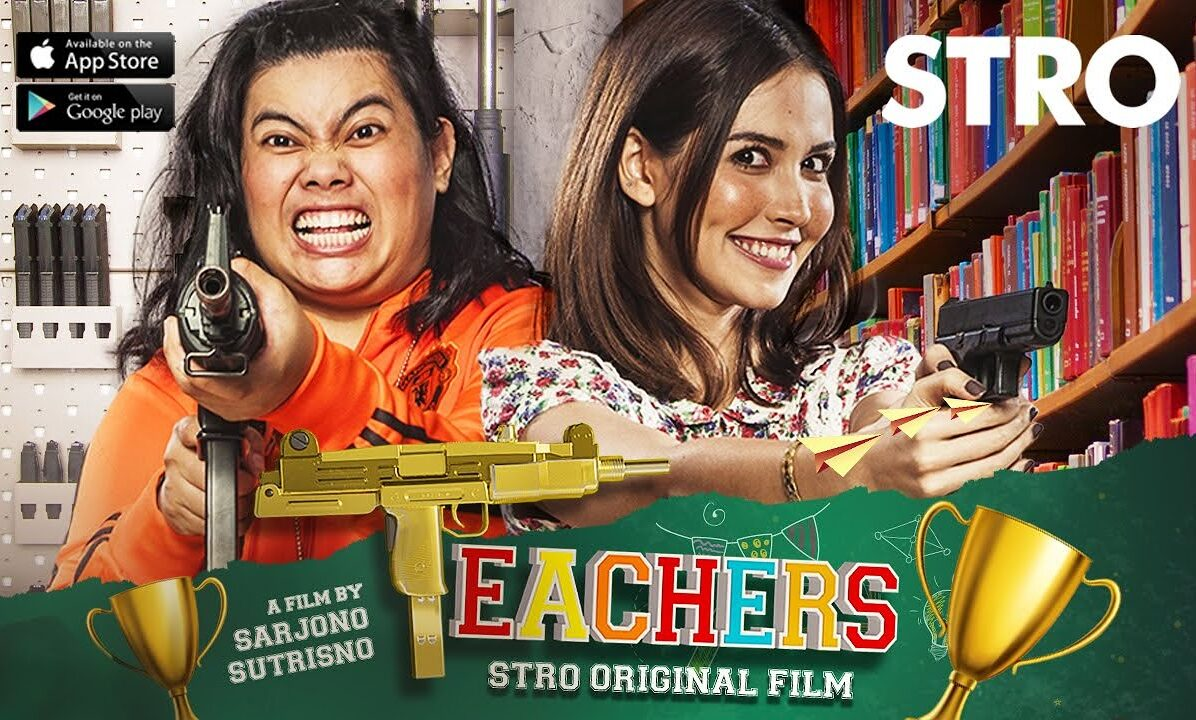 Teachers (2021) WEBDL