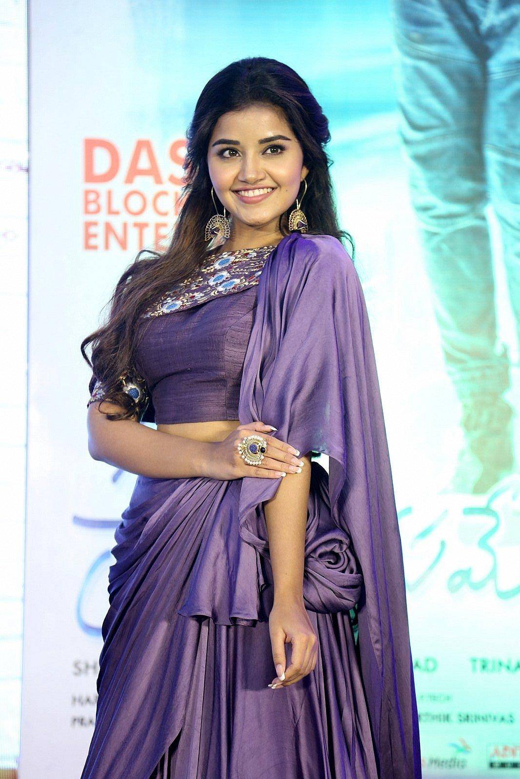 Anupama Parameswaran New Still