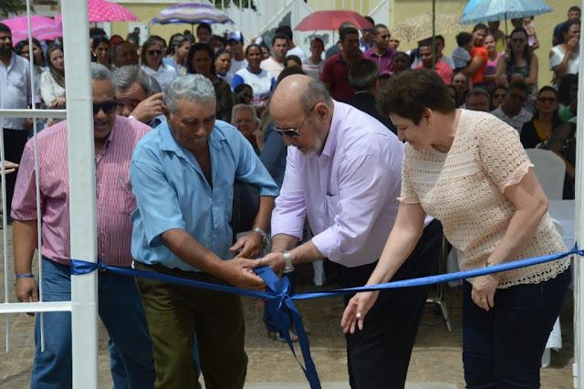 Prefeitura de Piranhas e SESI entregam Biblioteca do Piau reformada