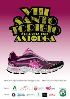 Carrera Santo Toribio Astorga 2017
