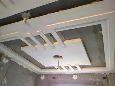 سقف معلق جبس