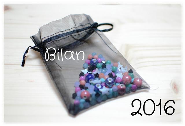 sachet perles texte bilan 2016