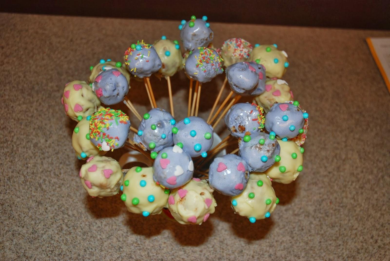 Tinginio Cake Pops
