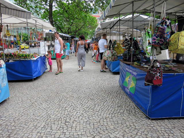 Things to do in Rio: Visit the Hippie Market on Sunday in Ipanema