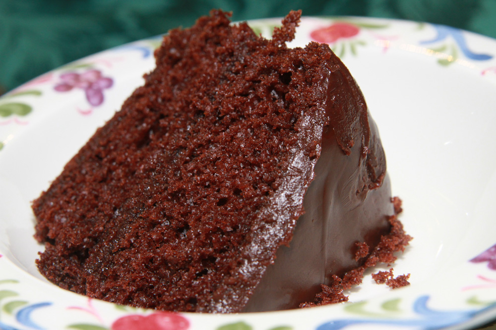 Turn Milk Chocolate Cake Mix Into Devils Food