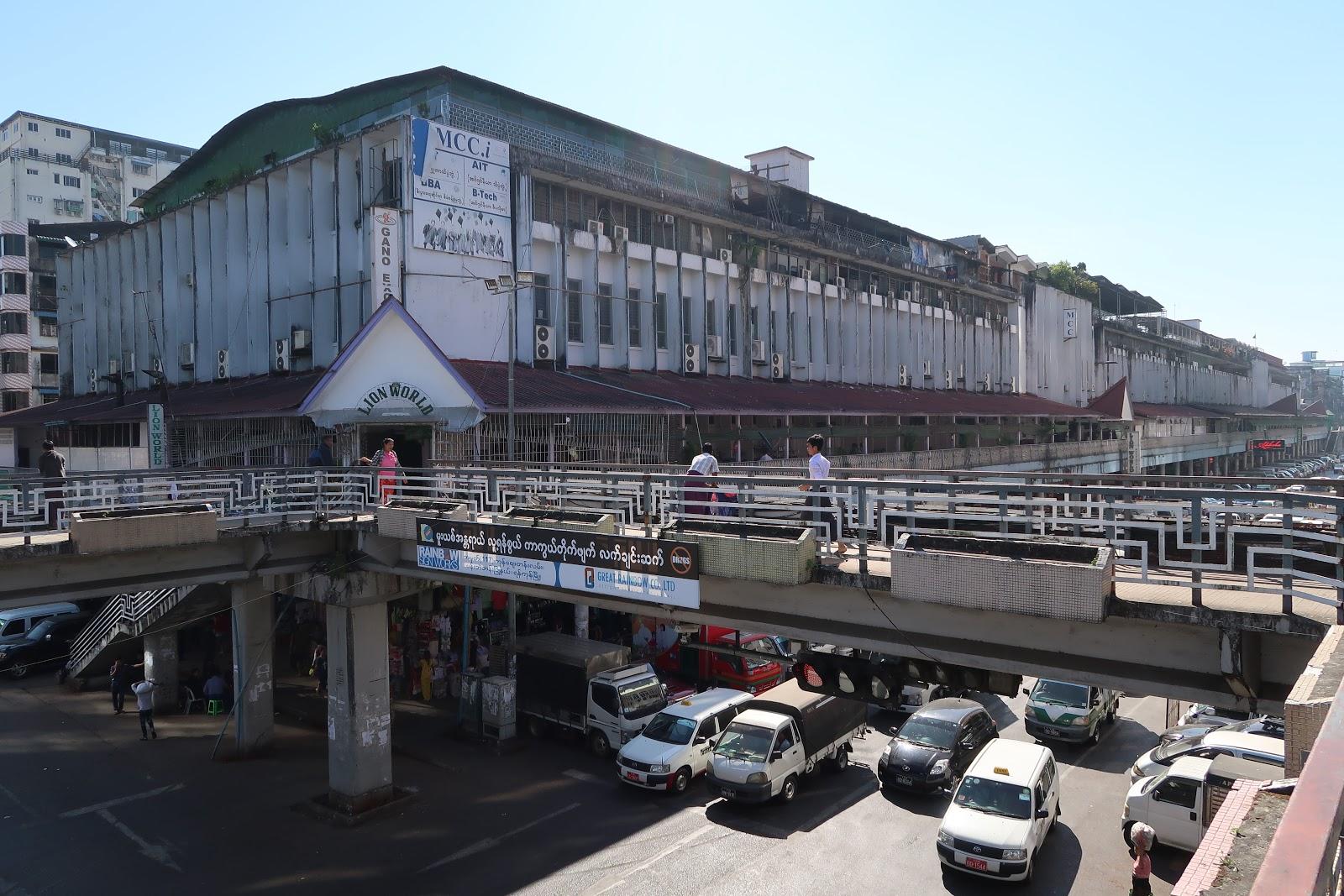 ChristianPFC - Adventures in Thailand: Gay places Yangon Dec