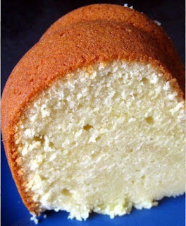 Cream Cheese Pound Cake. Literally the BEST pound cake recipe.