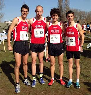Atletismo Aranjuez Campeonato de España Universitario de Cross