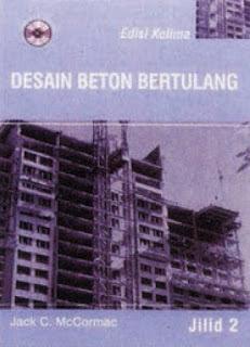 DESAIN BETON BERTULANG JILID 2 EDISI 5