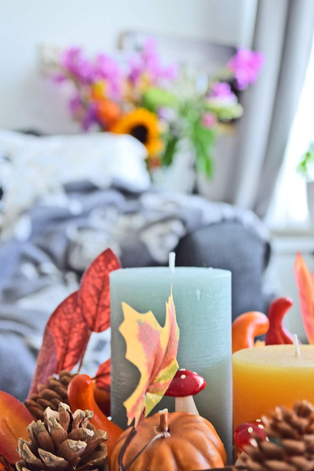 Jesienny stroik zrób to sam