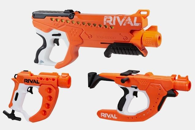 Nerf Rival Curve Shot