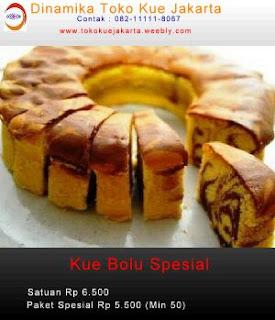 Aneka kue basah tradisional dan modern online