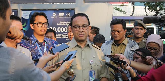 Alasan Anies Tetap Gelar Formula E Di Jakarta Meski Biayanya Lebih Mahal Dari MotoGP