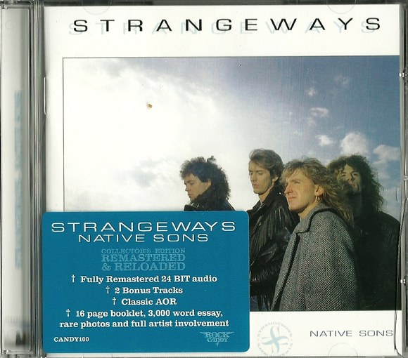 STRANGEWAYS - Native Sons [Rock Candy remaster +2] full