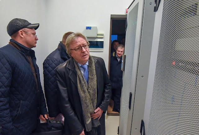 Estación GLONASS abrió en Armenia