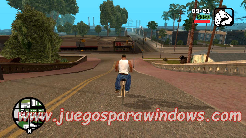 Grand Theft Auto San Andreas ESPAÑOL XBOX 360 (Region FREE) 12
