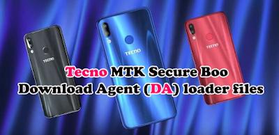 كنز معلومات: تجميعه ملفات Download Agent -DA لهواتف TECNO المحمية