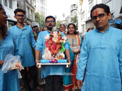 Ganpati Visharajan Darshan Mumbai