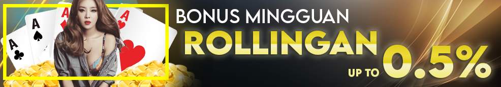Saga Poker Promo Bonus Rollingan