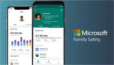 شرح, خطوات, إعداد, واستخدام, تطبيق, أمان, العائلة, من, Microsoft ,Family ,Safety