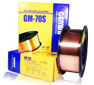 Hình ảnh dây hàn mig/mag GM-70S