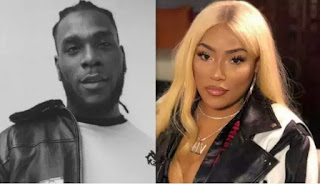 Burna Boy Is Recognised Globally Because Of Stefflon Don – Lady Reveals