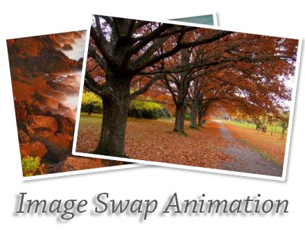 Few weeks agone I posted a tutorial virtually  Image Swap Animation amongst Using CSS Keyframes