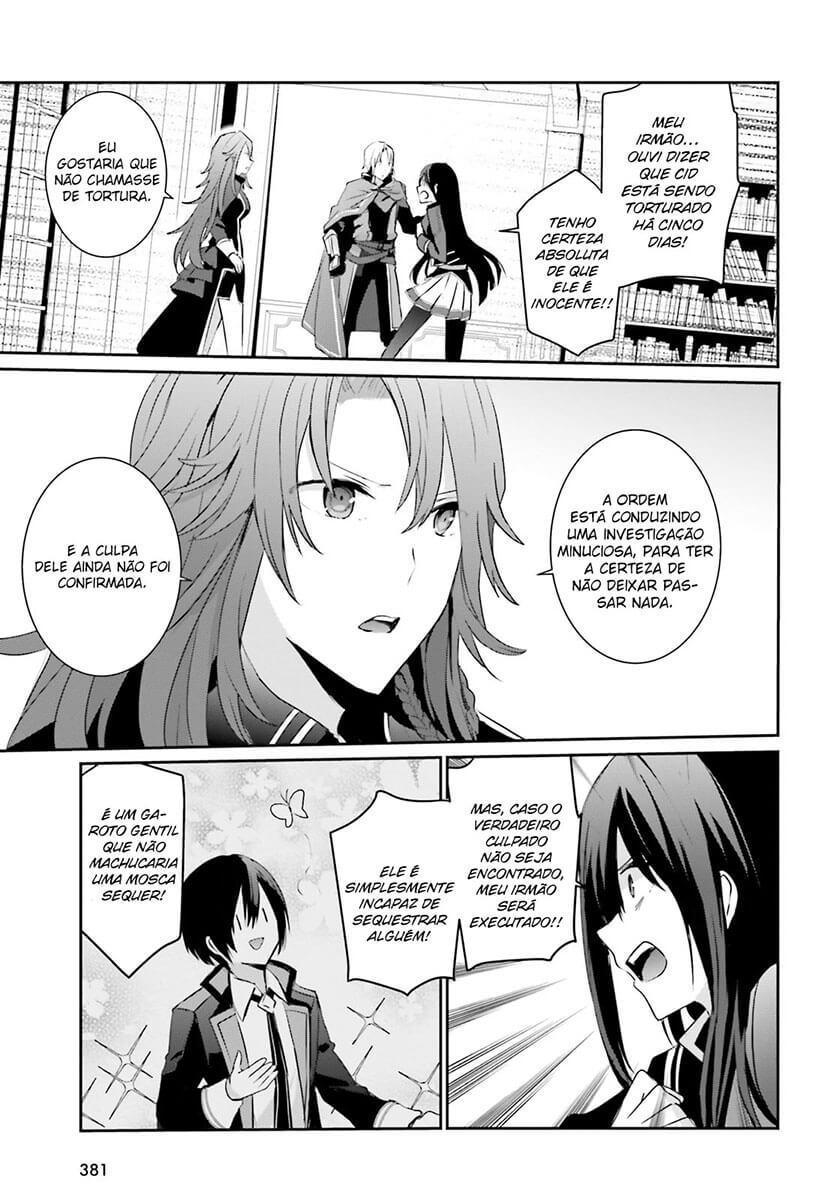 Kage no Jitsuryokusha ni Naritakute / The Eminence In Shadow Mangá Online