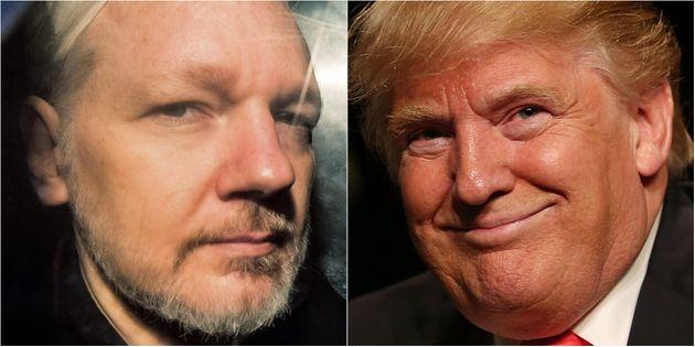 Abogada: Trump ofreció a Assangen indulto si revelaba fuente del 'hackeo' de correos demócratas de 2016