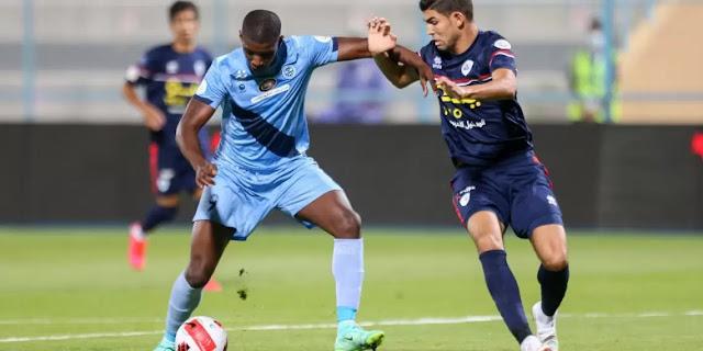 اهداف مباراة الباطن وابها (2-1) الدوري السعودي
