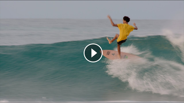 Mikey February Twin Pin Indo Sessions - V 1