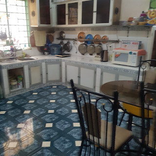 bếp nhà phố cư xá đài ra đa phường 13 quận 6