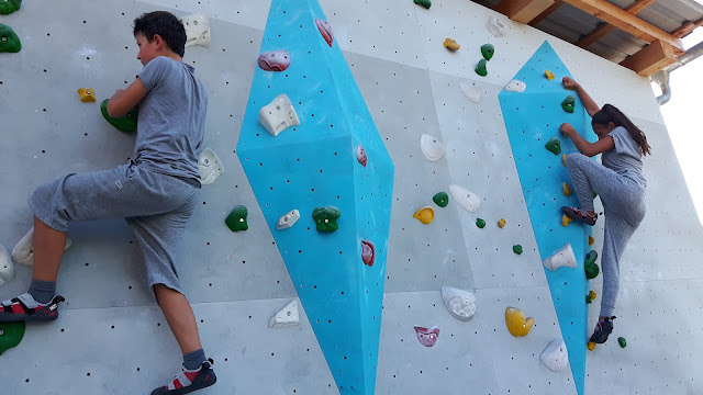 Boulderkurse für Kinder