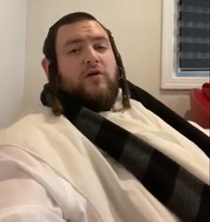 המנגן שמואל דוד אונגאר פארמישט אין אן עקסידענט