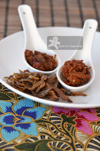 Nyonya sweet spicy sambal chillies