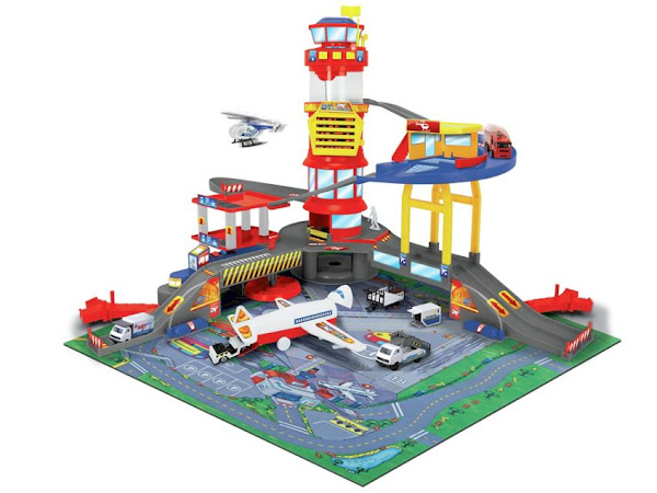 Chad Valley Airport Playset Review