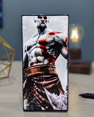 God Of War 2 Genius Wallpaper Galaxy Note 10 Moudreview