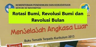 Pengertian, Akibat Rotasi dan Revolusi Bumi