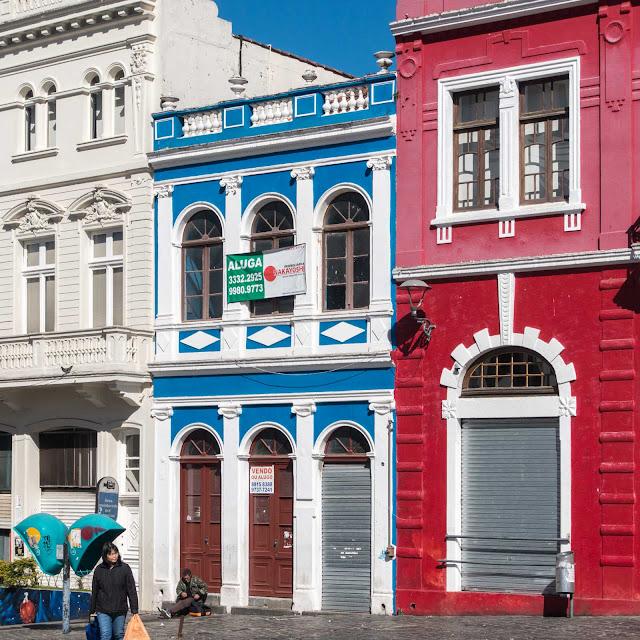 A antiga Casa Cruzeiro